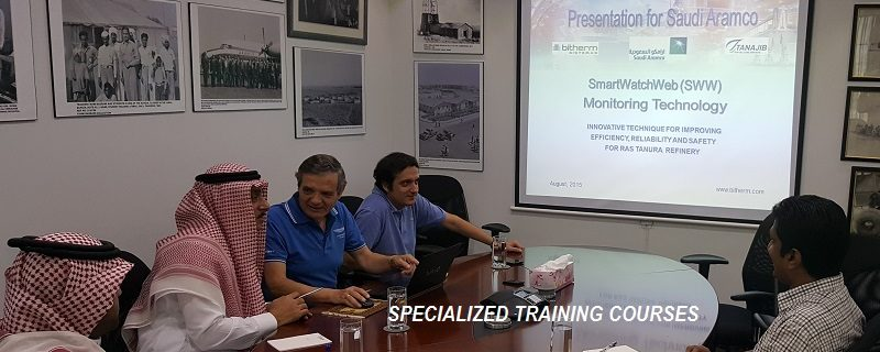 SPEZIALIZED TRAINING COURSES